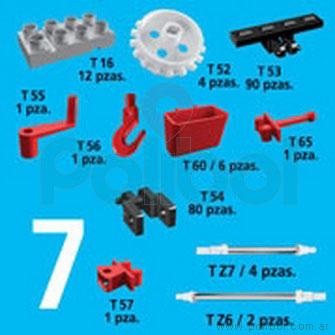 Kit de Accesorios 7. 202 Piezas