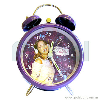 Reloj desertador Violetta