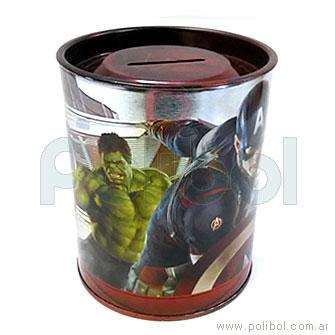 Alcancía Avengers