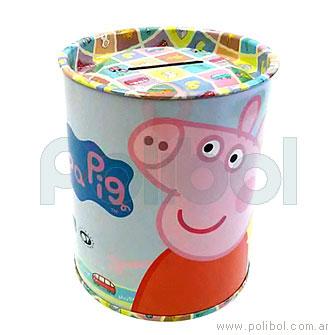 Alcancía Peppa Pig