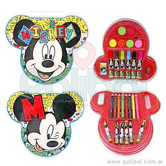Set de arte Mickey