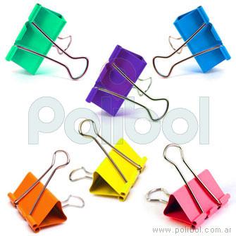Binder 25 mm Multicolor Fluo