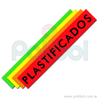 Faja de plastificados.
