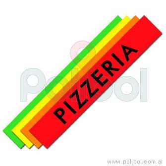 Faja de pizzería.