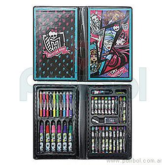 Set de arte Monster High 42