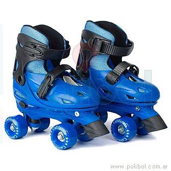 Rollers California Azul
