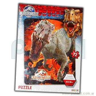 Rompecabezas de Jurassic World