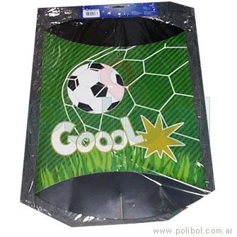 Piñata de cartón de Futbol