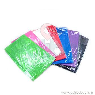 Mantel rectangular color verde