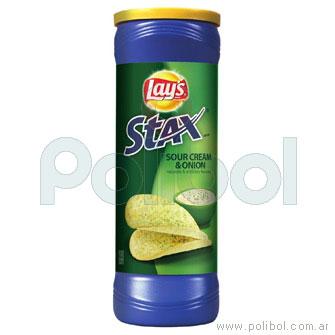 Papas sabor cebolla Stax