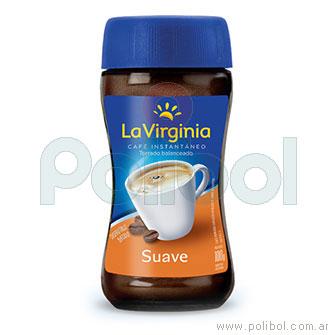 Café suave instantáneo