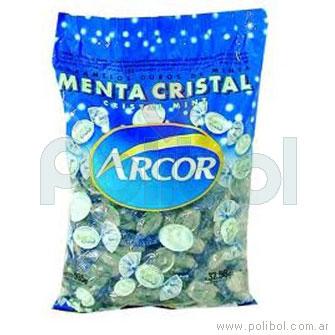 Caramelos cristal de menta