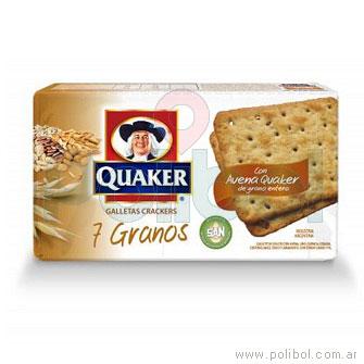 Galletas crackers 7 granos 242gr.