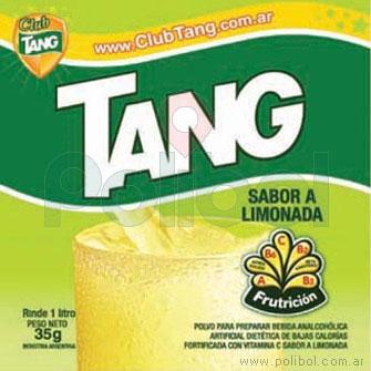 Jugo en polvo sabor Limonada