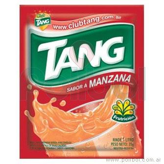 Jugo en polvo sabor Manzana