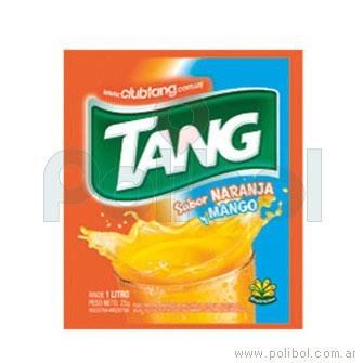 Jugo en polvo sabor Naranja y Mango