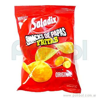 Snacks de papas Sabor Original