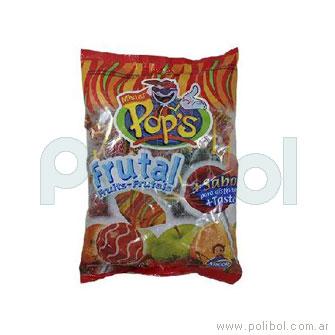 Chupetines frutales