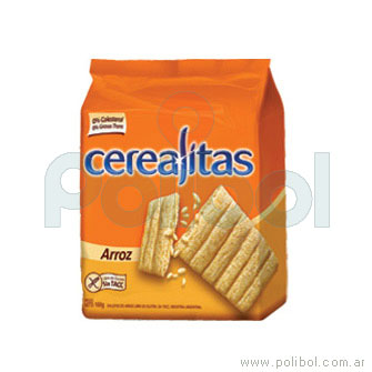 Galletas de arroz 160gr.