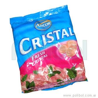 Caramelos cristal