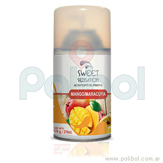 Aromatizante Mango Maracuya