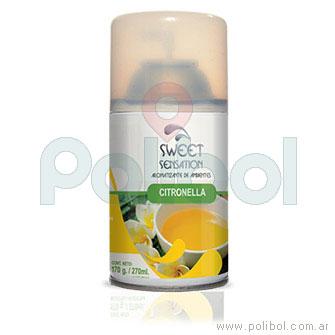 Aromatizante Citronela