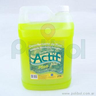 Desinfectante de Pinno
